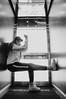 MRGRT-8 (qauqe) Tags: nike air force 1 af1 street urban jjstreet dance company hip hop hiphop house nikon d40 white locks portrait woman girl teenager tallinn estonia elevator stairway photography black bw graffiti stretshopone classics camo cityscape skyscraper