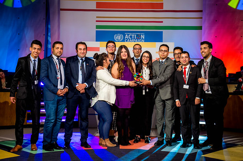"""UN SDG Action Awards Ceremony • <a style=""""font-size:0.8em;"""" href=""""http://www.flickr.com/photos/149457913@N04/40903288782/"""" target=""""_blank"""">View on Flickr</a>"""