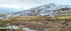 Steaming Mud (RobertLyndonDavis) Tags: arctic norther pool winter a7s2 water geysir nordic a7sii rocks iceland blue waterfall river north cold travel geothermal europe sony ice reykjavík capitalregion is