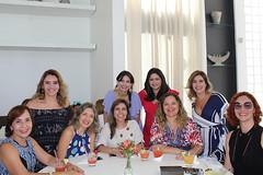 Almoço de comemoração pelo Dia Internacional da Mulher - 17/03/2018