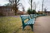 Ready for visitors... (martinstelbrink) Tags: bench benches bank bänke park parkbank parkbänke hofgarten palacegarden düsseldorf duesseldorf dusseldorf germany nrw nordrheinwestfalen spring frühling winter tonhalle sony alpha7rii a7rii zeissloxia25mmf24 loxia2425 zeiss carlzeiss loxia 25mm f24