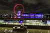 The London Eye (Londres) (albertoleiras) Tags: londoneye londres noria nocturna canon6d canon1740f4l thamesriver rio tamesis
