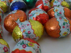 """egg-cellent""!!  P1040335 (amalia_mar) Tags: smileonsaturday smile eggcellent chocolate sweet easter sundaylights yabbadabbadoo"