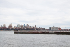 Downtown Manhattan Heliport (JRB) (jbp274) Tags: jrb newyorkcity helicopters heliport manhattan skyline