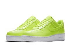 Nike Sportswear Air Force 1 in Volt for 2018 (eukicks.com) Tags: nike air force one kicks 1 low sportswear sneaker preview