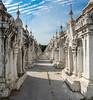 World's Largest Book @ Kuthodaw Pagoda, Mandalay, Burma (Myanmar) (mattybecks3) Tags: ngc natgeo mandalay mandalayregion burma myanmar myanmarburma asia travel pagoda pagodas worlds largest book pali tripitaka kyauksagu
