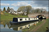 ALICE (Jason 87030) Tags: alice boat whothef narrowboat canal cut crt guc braunston local march 2018 towpatrh dogs dogging animals creatures craft hire fleet vessel water reflection weather cream blue waterways canalside