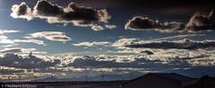 Sky (Ana Eloysa) Tags: sky skyline skyclouds nubes clouds cielo contraste contrast contraluz blanco oscuro molinos montañas zaragoza zgz aeloysa anaeloysa