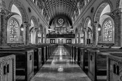 St John's Basilica (dshoning) Tags: church choir pews windows reflection des moines stjohnsbasilica