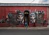 Loreto159 (Blinkofanaye) Tags: santiago chile bellavista street women art calle loreto 159 graffiti mural streetart subversive conceptual