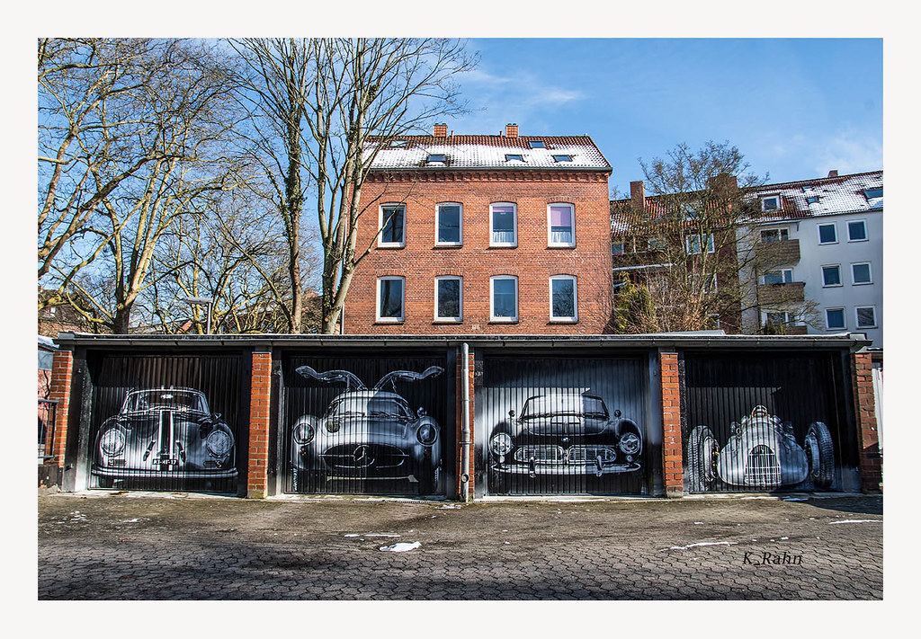 The world 39 s best photos of classic and schuppen flickr for Garage renault rots
