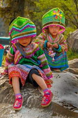 Lào Cai & Sapa VIETNAM _MG_8167 2018_03_03 (catoledo) Tags: 2018 sapa vietnam children ethnic tribes fotocompetition fotocompetitionbronze