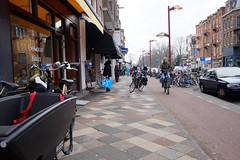 DSCF0128 (amsfrank) Tags: amsterdam oost east candid people dutch shopping lineausstraat linneausstraat