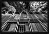 Lübeck, Voigtlander Heliar-Hyper Wide 10mm f/5.6 Aspherical on Sony A7RII (Dierk Topp) Tags: a7rii a7rm2 bw ilce7rii ilce7rm2 sonya7rii voigtlanderheliarhyperwide10mmf56aspherical architecture lübeck monochrom sw sony