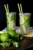 Mojito (Ivannia E) Tags: mojito cocktail coctelería coctel lemon limón limones beverage drink refreshing green verde hierbabuena mint foodphotography