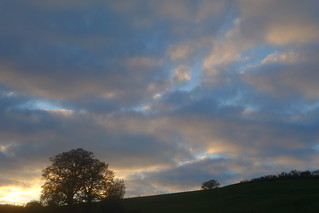Lodge Hill Evening Sky
