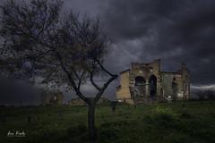 Iglesia de San Pedro Apóstol (Luis R.C.) Tags: polvoranca leganes madrid españa paisajes iglesias edificios nikon d610