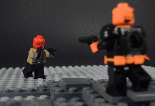 Outlaw vs Terminator