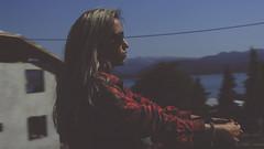 breathe (Sebaa Lavia) Tags: model portrait germany see lake water bokeh blue red eyes hair tamron 90mm canon eos 6d pretty girl woman lovely sweet dark retrato gente kids owl walk american vacation happy washington ciel imperfection china sunshine lines sunset beach white night light snow dog clouds