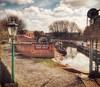 Castle Fields Boat Dock BCLM (hussey411) Tags: photographer photography amateurphotography amateurphotographer iphonephotography canals canal westmidlands uk