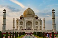 Since eternity | Taj (eyenamic) Tags: taj tajmahal agra monument architecture structure tomb mausoleum india uttarpradesh nikon d5100