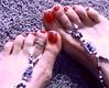 (pbass156) Tags: feet foot footfetish fetish toes toefetish toering