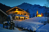Alpine Evening (hapulcu) Tags: alpen alpes alpi alps austria austrija autriche brenner obernberg oostenrijk tirol tyrol hiver invierno winter österreich