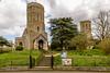 The twin churches of St Mary's & SS Cyriac & Julitta's, Swaffham Prior-0078 (johnboy!) Tags: nikon cambridgeshire devilsdyke earthworksway newmarket reach burwell swaffhamprior walk walking mondaywalk april 2018