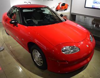 1996 General Motors EV1