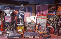 Store Window - Vancouver - June / 1978 (POP SNAP) Tags: kodachrome vancouver 1978