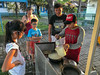 Looks like a pancake (Stinkee Beek) Tags: lombok yewyen adi erin ethan