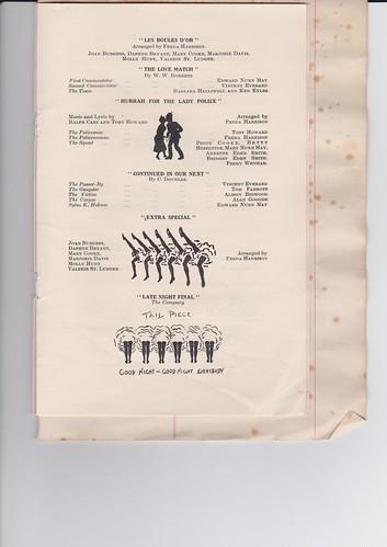1934: Jan Programme 9