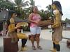 Núbia (Altamair Peixoto) Tags: índios tribo pataxó aoarlivre gente estátuas retrato
