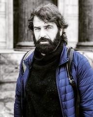 """Actor Protagonist of my next movie """" Mondo Migliore"""". Rome 2018. (tiziano.fiucci) Tags: shortfilm film actor"""