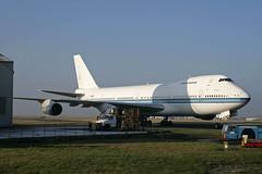 N309TD B.747-269B Trans Atlantic Aviation (ChrisChen76) Tags: manston b747 b747269b transatlanticaviation usa