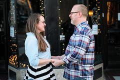 Rachel & Dave (20) (Brian Isemann) Tags: the creamery baltimore hampden fuji xt2 xt20 engagement