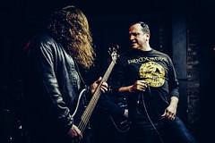 Legions Descend 2 (jarunsky) Tags: legionsdescend boston massachusetts blackdeath metal band performance greatscott