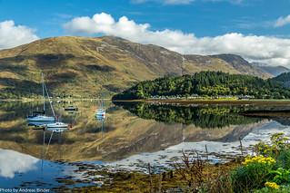 Glencoe | Loch Leven