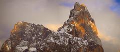 Cloudy sunset at Cimone della Pala (Bernhard_Thum) Tags: bernhardthum thum hasselblad h6d100 dolomiten dolomiti dolomites cimonedellapala nature sonnarsuperachromat56250cfi carlzeiss landscapesdreams capturenature elitephotography