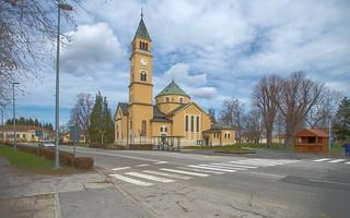Đurđevac - St. George church