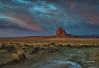 Dawn at Ship Rock (HLazyJ - Susan Humphrey) Tags: shiprock newmexico sony canonllens landscape clouds sunrise ©susanhumphrey