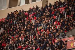 _MG_0049 (sergiopenalvagonzalez) Tags: futbol domingo palma de mallorca pelota jugadores aficion rojo negro pasion