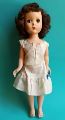 Please help me ID her!!!! (Retro Mama69) Tags: vintage doll madame alexander maggie alex