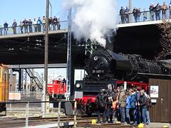 35 1097 fährt ein (Thomas230660) Tags: dresden eisenbahn dampf dampflok steam steamtrain sony