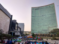 Orion mall Bangalore (prateekpanjigar) Tags: bangalore orionmall architecture glassfacade incredibleindia india karnataka