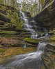 Marcus Falls from the base (Ulrich Burkhalter) Tags: 20180407 caneycreekwilderness danielboonenationalforerst waterfalls arches marcusfallspanorama2