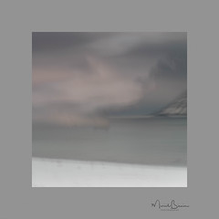 Skulpturlandskap Nordland (ICM & Me) Tags: norway norge icm intentionalcameramovement blur flou lofoten multiple exposure skjelfjord arcticnorway