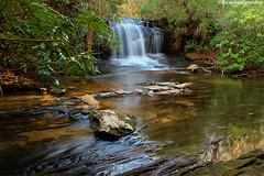 DEW+1_0123_TCW (nickp_63) Tags: dew falls lake toxaway north carolina nc cascade waterfall nature nc281 long exposure