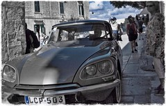 The french connection... (iEagle2) Tags: citroèn citroen malta summer streetphotography