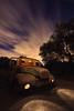 Óxido (Javier Rosano | Un poquito de fotografía) Tags: 14 a7ii camion camioneta coche cto estrella flash fotografia horno javierrosano led linterna localizacion madrid madrid15 makingof nocturna samyang sony vehiculo